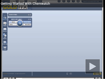 An Introduction to ChemWatch