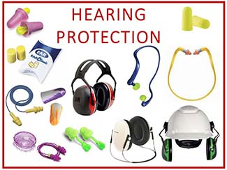 Examples of hearing protection devices